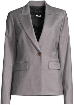 Lafayette 148 New York Sloan Wool-Blend Blazer