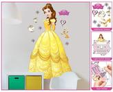 Walltastic Disney Princess Large Character Wall Sticker - Belle