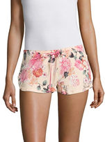 Pj Salvage Rosy Outlook Sleep Shorts
