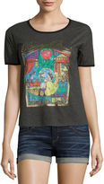 Fifth Sun Beauty and the Beast Graphic T-Shirt- Juniors
