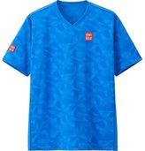 Uniqlo Men Nk Dry Ex Short Sleeve T-Shirt 16us
