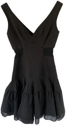 Emilio De La Morena Black Cotton Dress for Women