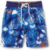 "Gap 4"" Sea Creature Swim Trunks"