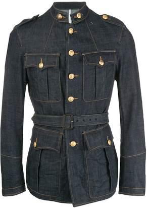 DSQUARED2 Military denim jacket