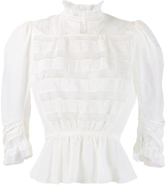Marc Jacobs Victorian blouse