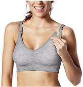 Bravado Women's Body Silk Seamless Yoga Nursing Bra