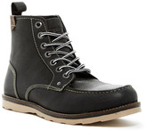 Crevo Buck Lace-Up Boot