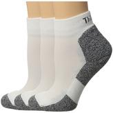 Thorlos Lite Running Mini Crew 3-Pair Pack Women's Quarter Length Socks Shoes