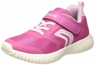 Geox J Waviness Girl A Low-Top Sneakers