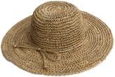 Justine Hats Wide Brim Straw Hat