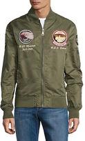 Schott NYC Apache Bomber Jacket