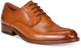 Tasso Elba Men's Arturo Plain Toe Derbys, Created for Macy's