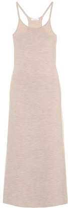 Gabriela Hearst Hepworth wool-blend dress