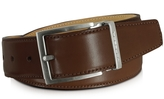 Moreschi Eton Brown Leather Belt