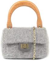 I Love Billy Lotti Grey Bags Womens Bags Handbag Bags