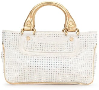 Céline Pre-Owned Pre-Owned Rhinestone-Embellished Tote Bag