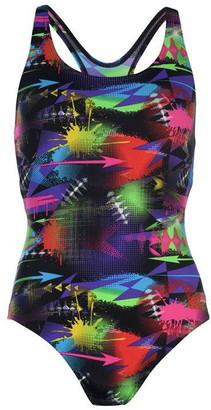 Zoggs Arrow Swimsuit Ladies