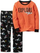 Carter's 2-Pc. Explore Pajama Set, Toddler Boys (2T-5T)