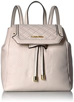 Calvin Klein Permanent Quilted Pebble Backpack