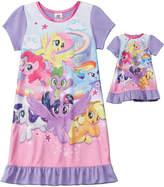 Character Sleepwear Girls' My Little Pony Nightgown