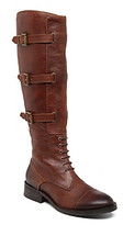 """Vince Camuto Fenton"""" Lace-Up Knee High Boots"""