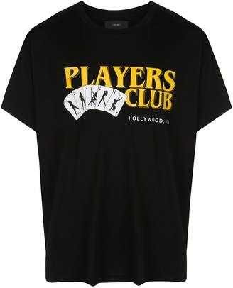 Amiri Players Club T-shirt