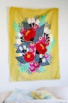 Urban Outfitters Jess Phoenix Artist Series Jungle Bird Tapestry