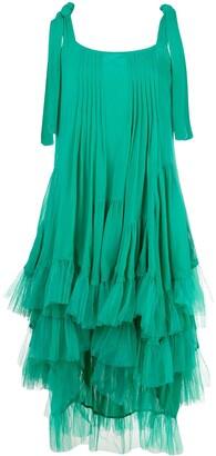 Cynthia Rowley Evelyn tulle dress