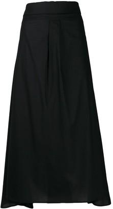 Ann Demeulemeester A-line skirt