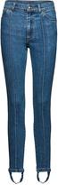Magda Butrym Benson High-Rise Denim Jeans