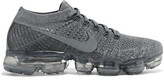 Nike Vapormax Flyknit Sneakers - Gray