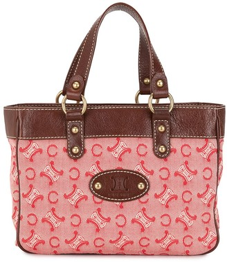 Céline Pre-Owned pre-owned C Macadam tote bag