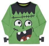 F&F Frankenstein Halloween T-Shirt, Kids Unisex