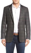 Robert Graham Giotto Classic Fit Plaid Wool Sport Coat (Regular & Big)
