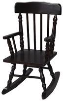 Gift Mark Children's Colonial Rocking Chair - Espresso
