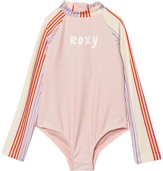Roxy Kindness Long Sleeve One-Piece Swimsuit