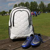 Me and My Sport Genuine Football Ball Backpack