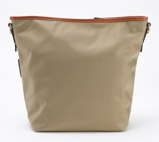 Dooney & Bourke Nylon Wayfarer Mini Hobo Crossbody