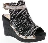 Sbicca Fabric Wedge Sandals - Nessa