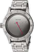 Nixon Women's '38-20' Quartz Stainless Steel Casual Watch, Color:-Toned (Model: A4102633-00)