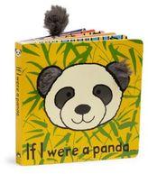 """Jellycat If I Were A Panda"""" Book"""