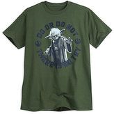 Disney Yoda Tee for Men - Star Wars