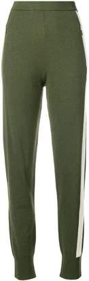 Joseph stripe detailed trousers