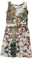 Popupshop Flower 2 Tank Dress
