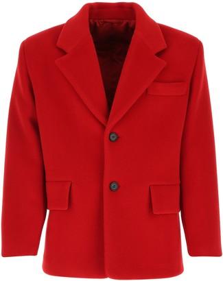 Prada Structured Tailored Blazer