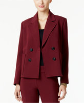 Alfani Double-Breasted Blazer, Only at Macy's
