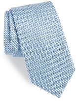 BOSS Geometric Neat Silk Tie