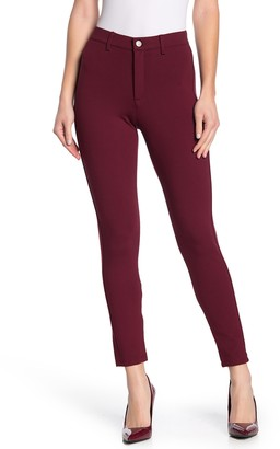 Tractr High Rise Ponte Trouser