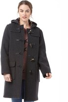 Gloverall Womens Original Duffle Coat Grey