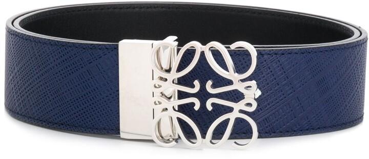 Loewe Puzzle buckle belt